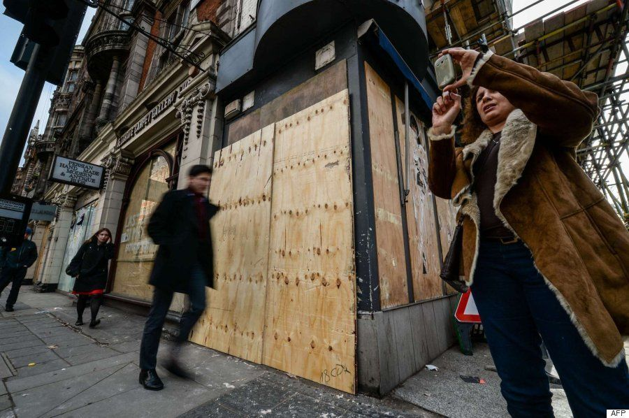 Banksy denuncia la situación de los refugiados de Calais en su último