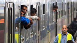 Austria suspende el tráfico ferroviario hacia Hungría por la afluencia de