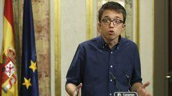 Errejón alerta del riesgo de que 'Rodea el Congreso' sirva de