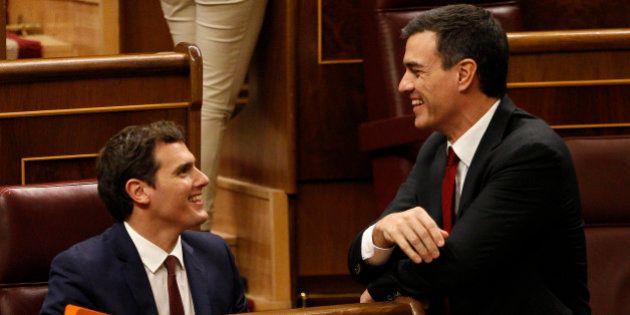 Pedro Sánchez acepta las propuestas de Ciudadanos y convoca la Ejecutiva del
