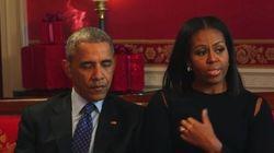 Michelle Obama revela lo que hizo la noche en que ganó