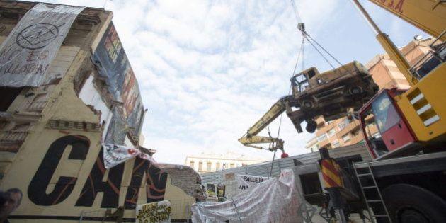 Can Vies: El Ayuntamiento, dispuesto a ceder el edificio dos años a cambio de un plan de