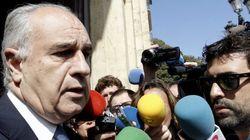 Blasco paga la fianza de 200.000 euros y evita la