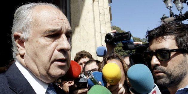 Rafael Blasco paga la fianza de 200.000 euros y evita la cárcel por