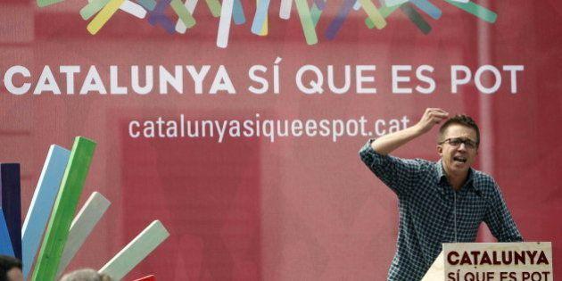 Errejón dice explícitamente que Cataluña es una