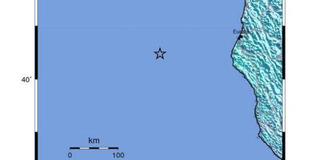 Un terremoto de 6,5 sacude la costa norte de