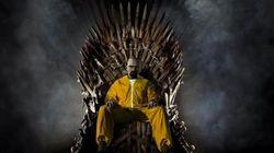 Walter White se sube al trono