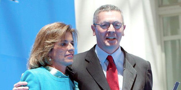 Gallardón felicita a Botella por su