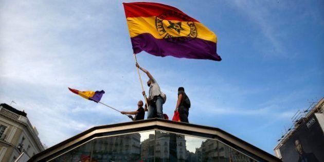 IU convoca una manifestación el sábado en Madrid para reclamar un referéndum sobre el modelo de Jefatura...