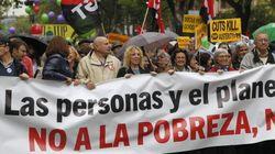 Ni pobreza ni TTIP: la multitudinaria marcha por la