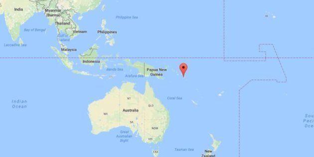 Retiran la alerta por tsunami en el Pacífico tras el terremoto en las Islas