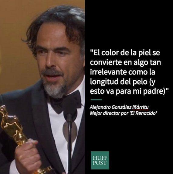 'Spotlight' gana el Oscar a mejor película y Leonardo DiCaprio se lleva el de mejor