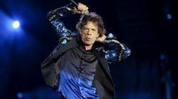 Mick Jagger, padre por octava vez a los 73