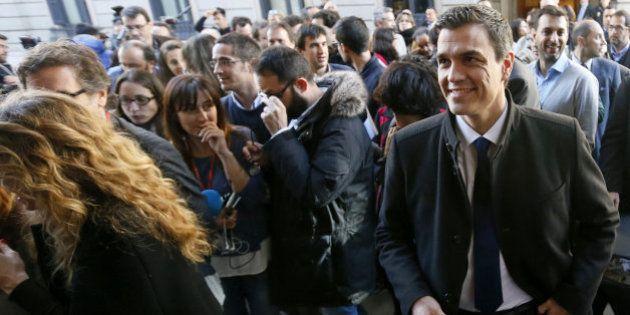 El PSOE quiere abrir su pacto con C's a otros partidos sin
