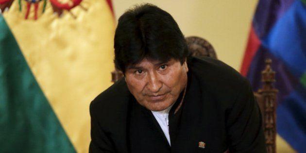 El 'no' en el referéndum impide a Morales presentarse otra vez a las