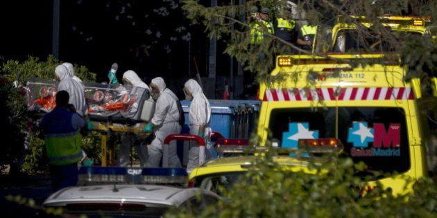 Auxiliar de enfermería infectada de ébola: qué sabemos y qué no sobre su