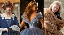 Y los nominados a Mejor vestuario en los Oscar
