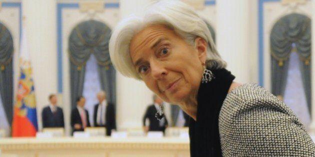La directora gerente del FMI, Christine Lagarde, imputada en el 'caso