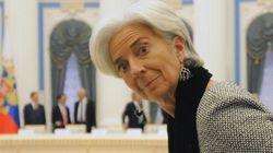 Christine Lagarde, imputada en el 'caso