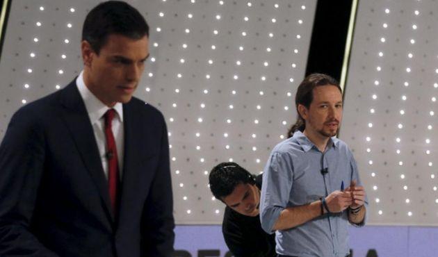 Podemos y PSOE: llamados a