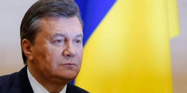 Yanukovich asegura desde Rusia que va a