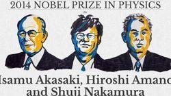 Nobel de Física a los tres inventores del diodo de luz
