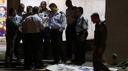 Tres muertos tras el ataque de un palestino en una estación de autobúses de