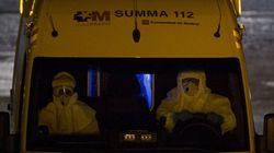 Decenas de personas, en vigilancia tras el contagio de ébola en Madrid