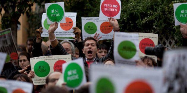 El Gobierno prepara mano dura contra los escraches y las manifestaciones frente al