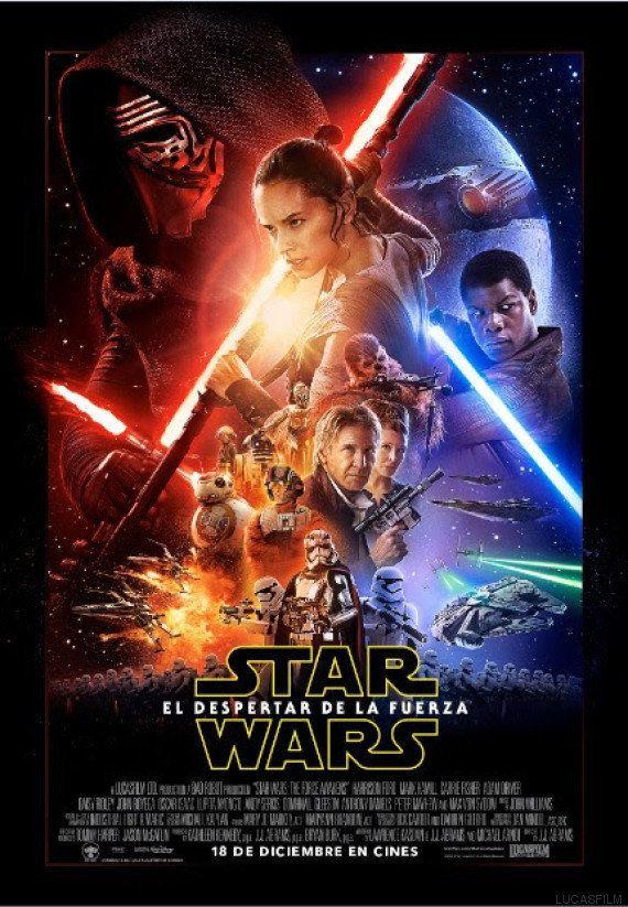 'Star Wars: el despertar de la Fuerza': sale a la luz el cartel y ponen las entradas a la