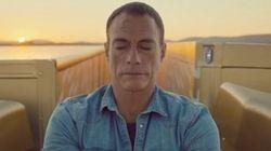 Esto solo lo puede hacer Van Damme