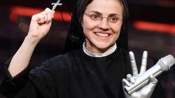 La monja Sor Cristina gana 'La Voz'