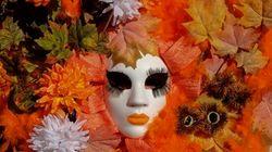 Monstruos y máscaras en el Carnaval de Venecia de 2014