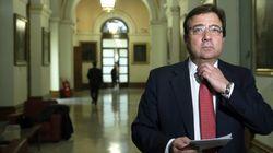 La pulla de Fernández Vara a Aguirre por su comentario sobre