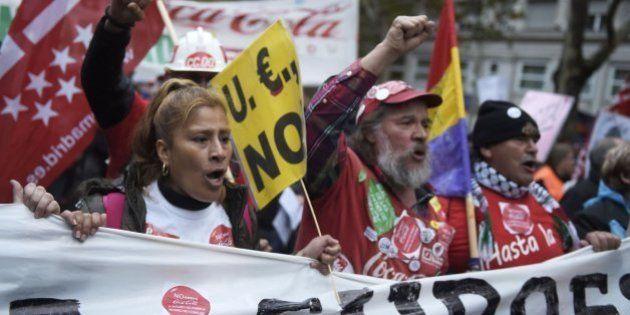 Miles de personas participan en toda España en las Marchas por la