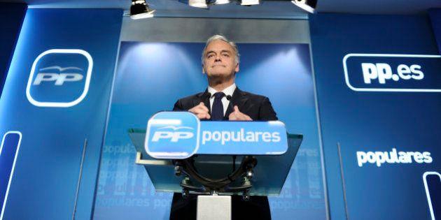 González Pons, segundo en la lista del PP para las