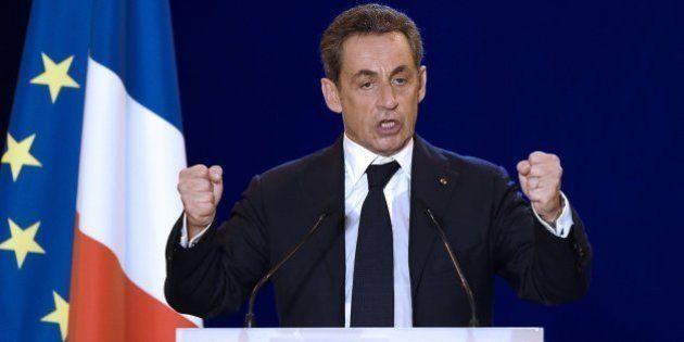 Sarkozy, elegido nuevo líder de la derecha