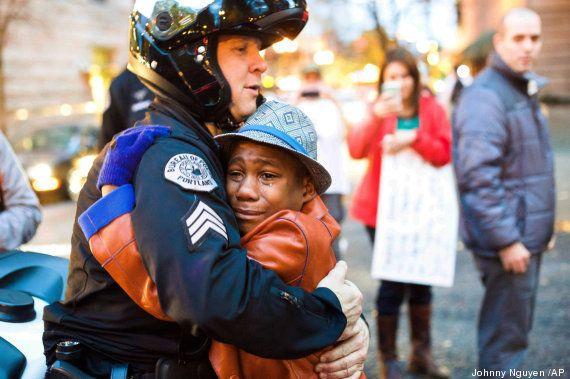 La imagen de la esperanza en medio de la tensión racial de