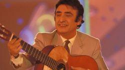 Cantantes y artistas se despide de Peret