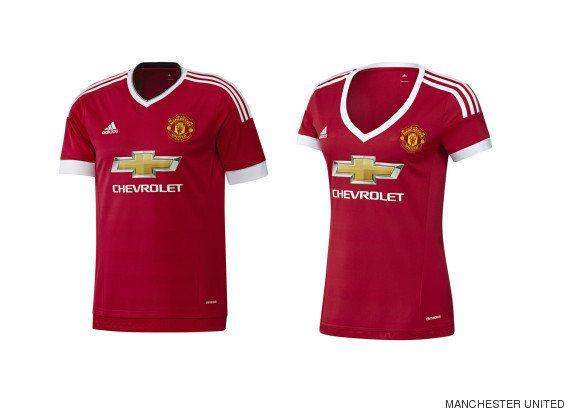 Polémica por la nueva camiseta del Manchester