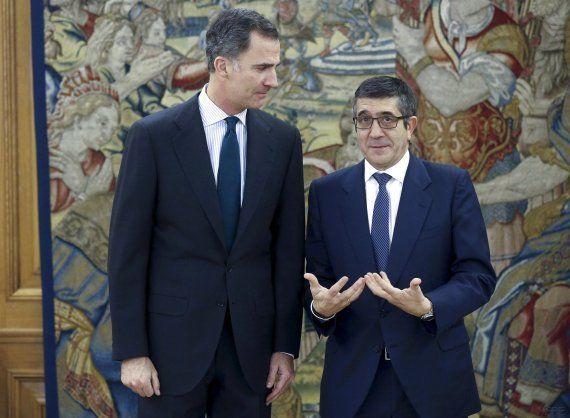 El rey no recibirá a Sánchez hasta después del Comité Federal del