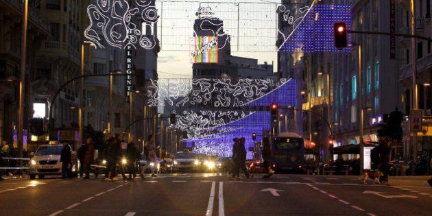 Madrid trabaja ya en el decreto para ampliar las aceras de Gran Vía de cara a la
