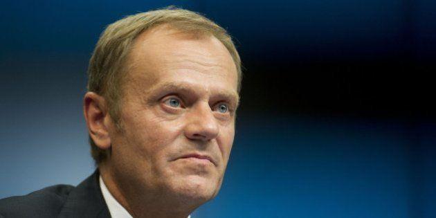 Donald Tusk sucede a Herman Van Rompuy como presidente del Consejo