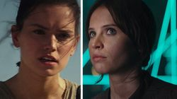 Felicity Jones echa por tierra la madre de todas las teorías de 'Star