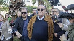 Carlos Fabra ingresa en la cárcel de Aranjuez