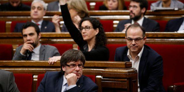 El Parlament se reafirma en la ruptura con