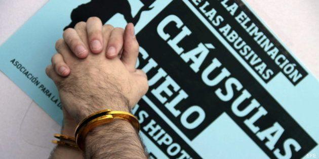 Una juez de Madrid declara nulas las cláusulas suelo de 40 bancos y