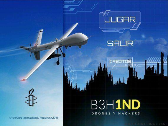 El videojuego de drones armados que te hará cuestionarte su