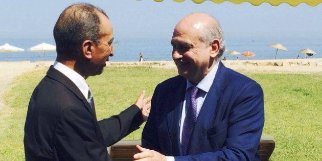 Fernandez Díaz viaja a Marruecos para acercar posturas sobre el control de la