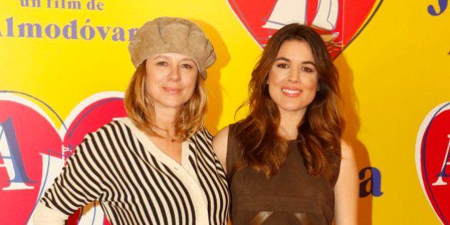La foto que une a Emma Suárez y Adriana Ugarte tras cancelar la promoción de 'Julieta' en